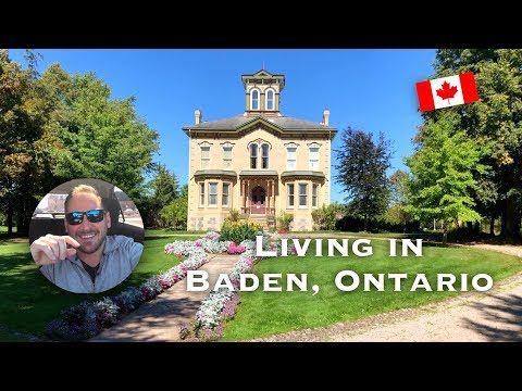 Baden, Ontario 🇨🇦Why It's So Underrated