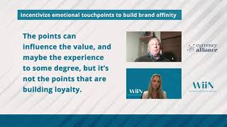 Incentivize emotional touchpoints to build loyalty