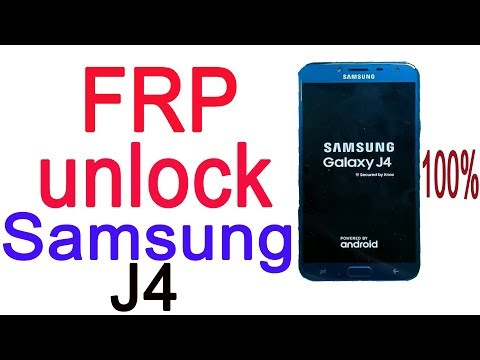 Mobile Info: Samsung Galaxy J4 Reset