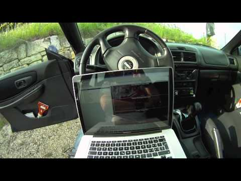 How to log and change your Subarus or Mitsubishi ECU