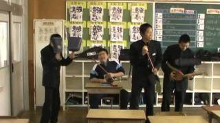 Time of the Soji (school cleaning in Japan)