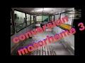 motorhome bus conversion   parte3    techo   lavar motor  chasis
