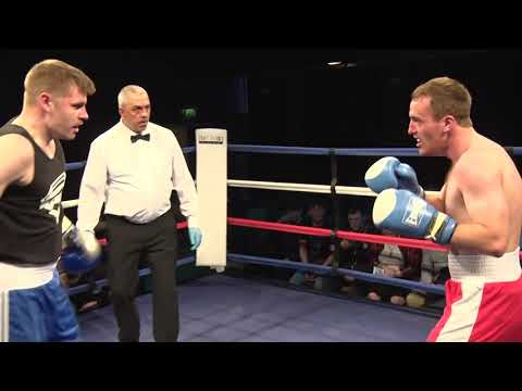 White Collar Boxing - The Challenge. Hayden Patto Vs Richard Roberts