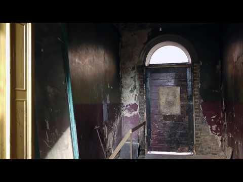 Georgian Dublin. A Town House in Disrepair...