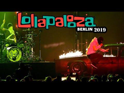 Twenty One Pilots: Lollapalooza Berlin 2019 (FULL SET)