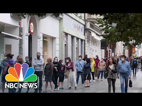 Israel Goes Into Second Nationwide Covid-19 Lockdown | NBC News NOW
