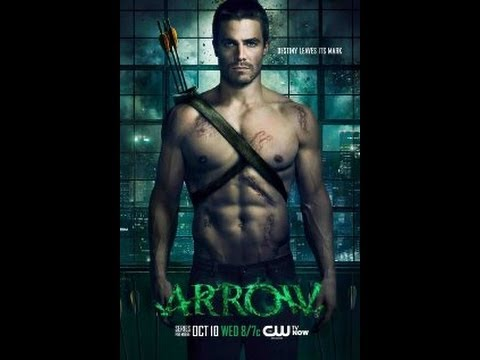 arrow the green arrow tv series youtube