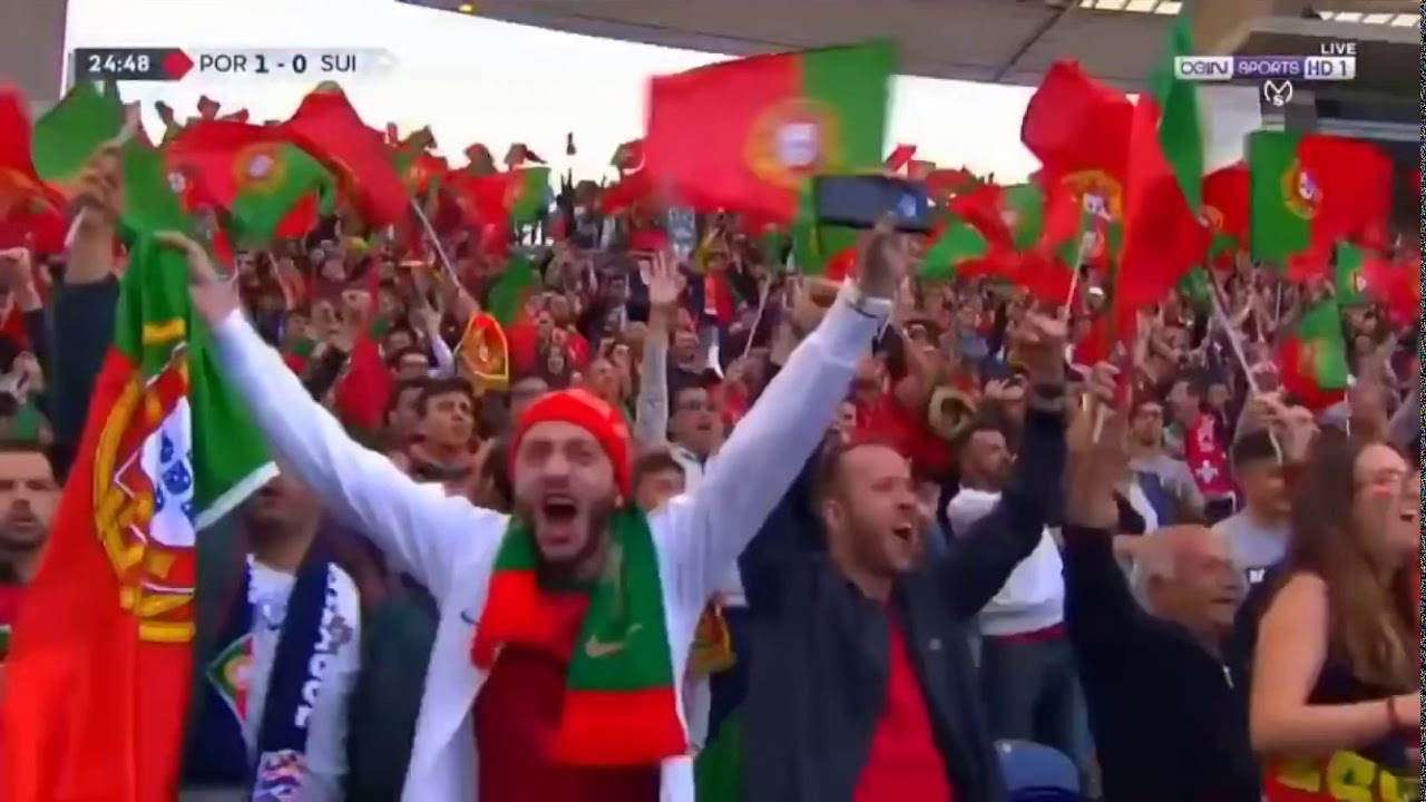 Portugal vs suica