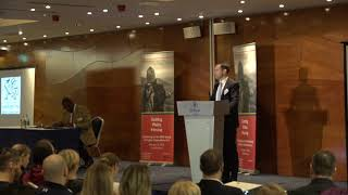 Ken Skates Presentation, Why Sports Getting Wales Moving Conference 2018