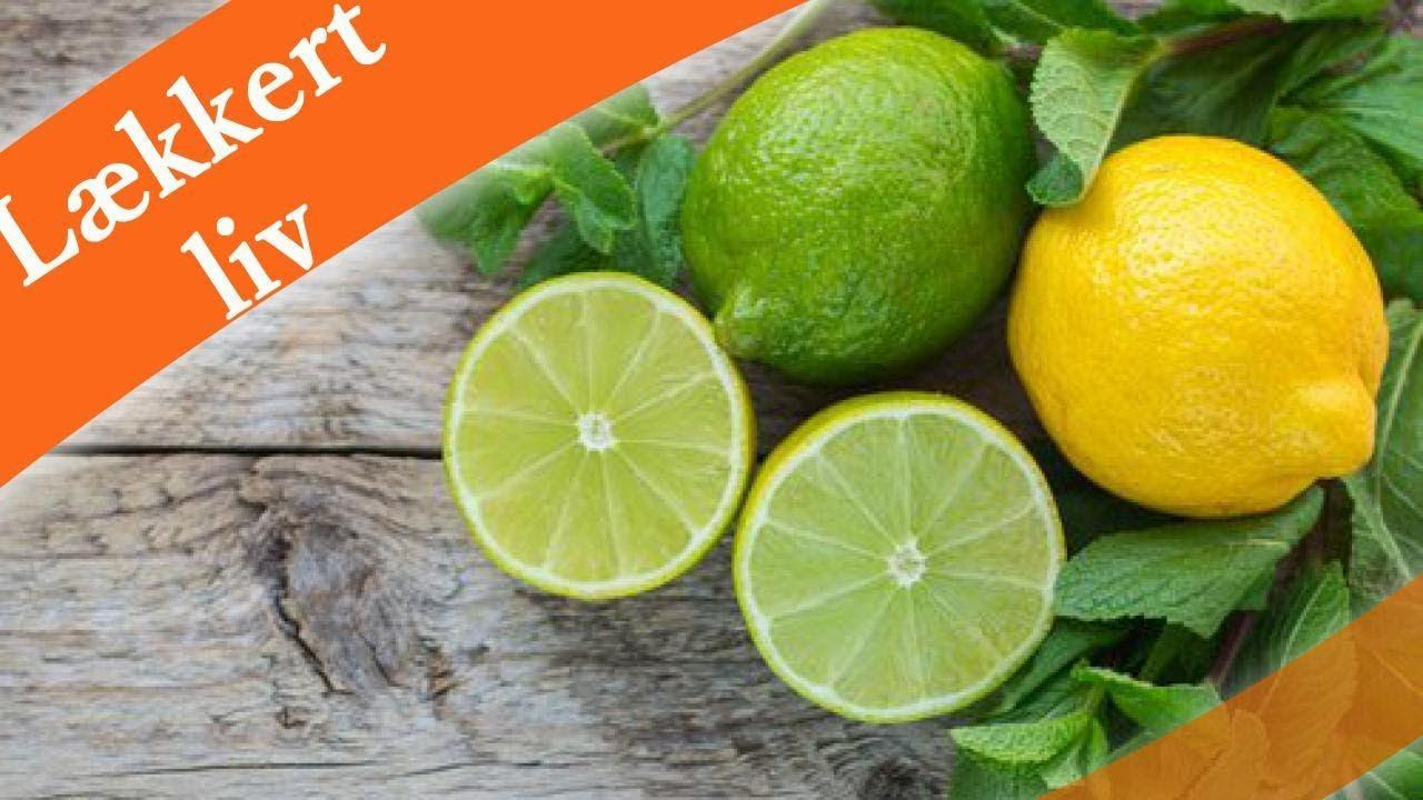 citron mod nyresten