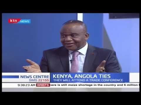 Insights into Kenya-Angola Diplomatic Relationship   NEWS CENTRE