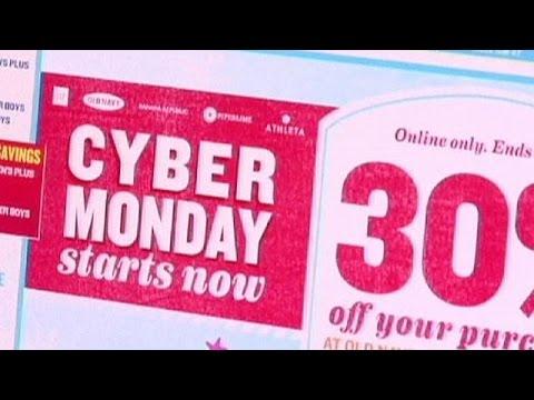يورو نيوز: سايبر ماندي للتسوق عبر الإنترنت بعد الجمعة الأسود - economy