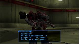 Armored Core 2 Another Age - NINEBALL TIME