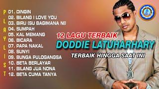 Lagu Ambon Terbaik Doddie Latuharhary | Full Album