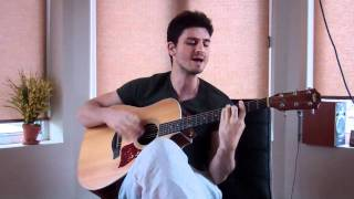 Lonely Boy by The Black Keys - Acoustic cover by George Azzi