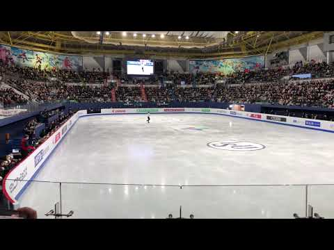 羽生結弦 Yuzuru Hanyu Four Continents Championship Seoul 2020 SEIMEI FS