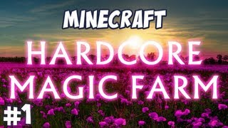 Magic Farm FTB Mod Pack Ep1 - From Humble Beginnings — MyVideo