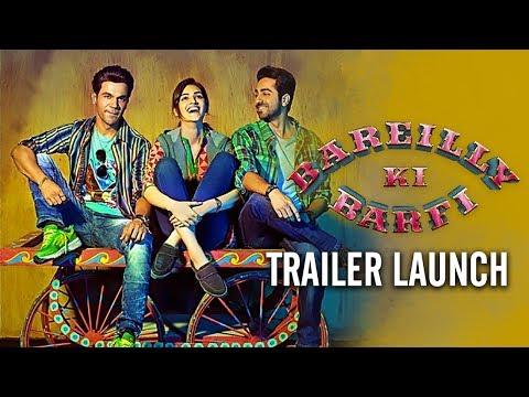 Bareilly Ki Barfi Trailer launch |  Rajkummar Rao, Ayushmann Khurrana, Kriti Sanon, Nitesh Tiwari