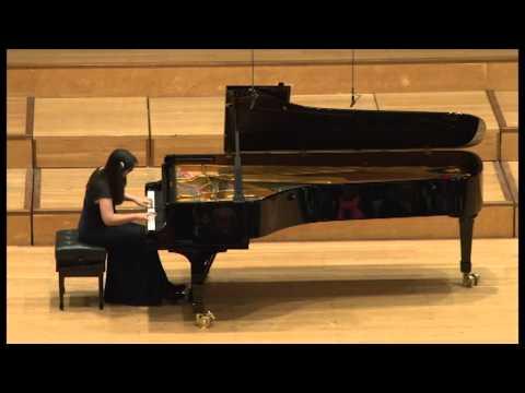 """SOPHIE PACINI - Beethoven, """"Waldstein""""-Sonate"""