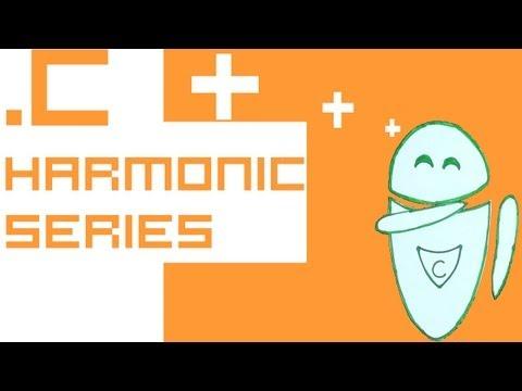 Harmonic series (C programming)