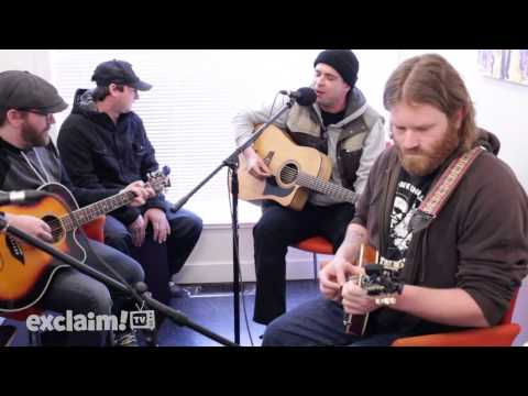 The Stanfields - The Boston States (LIVE on Exclaim! TV)