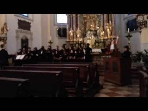 DSA chorus Salzburg concert