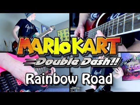 Rainbow Road - Mario Kart Double Dash (Guitar Cover)
