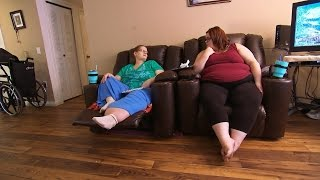 Here Come A Couple of Babes! Mother And Daughter Look Forward To A Slimmer Life