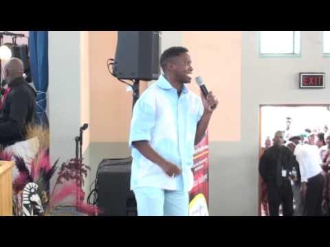 Pastor Malibongwe Gcwabe Part 1 (preacher: Prophet Magwa )
