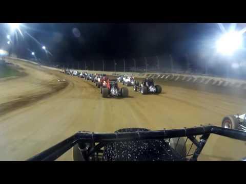 Carmen Perigo Jr. Lawrenceburg Speedway 9-3-16 Feature