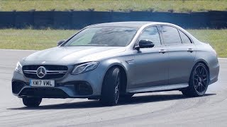 Mercedes AMG E63 S Chris Harris Drives Top Gear
