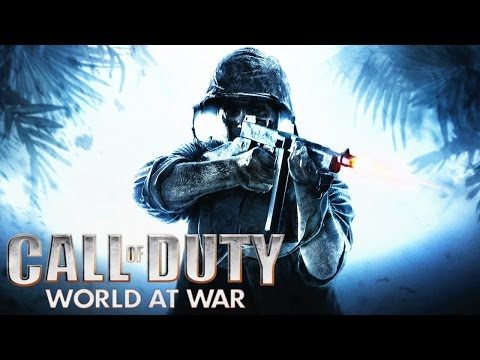 Call Of Duty - World At War - Multiplayer Gameplay - 1 Hour - No Commentary