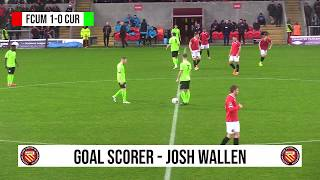 FC United 2-0 Curzon Ashton | National League North | 8/12/18