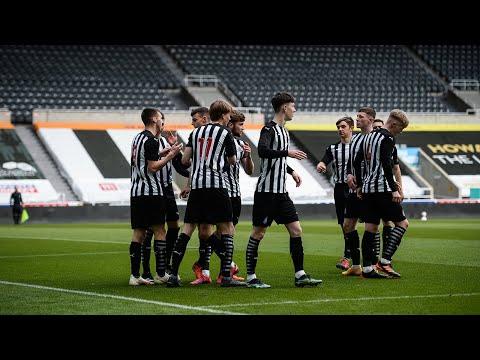 Newcastle United v Aston Villa | FA Youth Cup Quarter Final