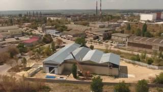 видео Строительство производственных цехов