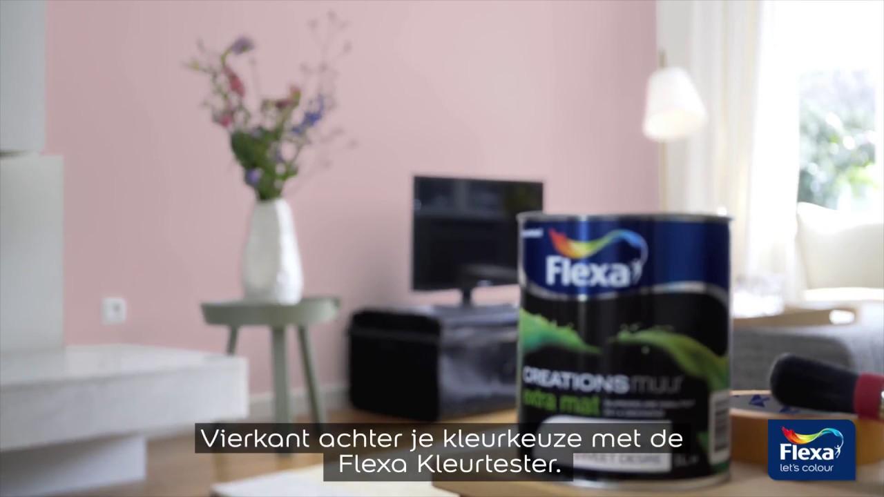 Flexa | woonkamer veranderen inspiratievideo bumper ad - YouTube