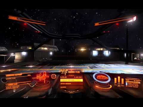Elite Dangerous - Just starting - Non Lethal Weps Mission