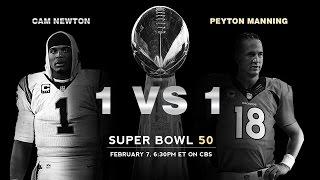 Panthers vs. Broncos Super Bowl Trailer | NFL