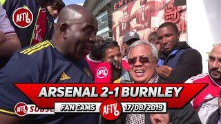 Arsenal 2-1 Burnley   Pepe, Ceballos & David Luiz Have Been Great Additions!