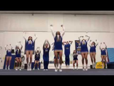 2017 SJSU Cheer Tryout Promo