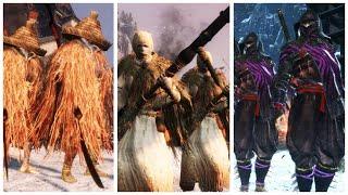 Snake Eyes VS Lone Shadows VS Spear Adepts