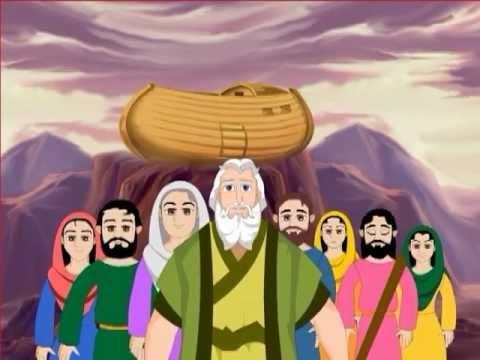NOAH'S ARK Tamil Part-2{Animation} - YouTube