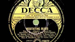 78rpm Restoration - Muggsy Spanier - Hesitating Blues