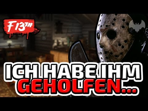 ICH HABE IHM GEHOLFEN... - ♠ FRIDAY THE 13TH: THE GAME ♠ - Deutsch German - Dhalucard
