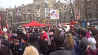 Открытие KFC в ТЦ Терра, часть 4 - Днепропетровск, 15.11.2014