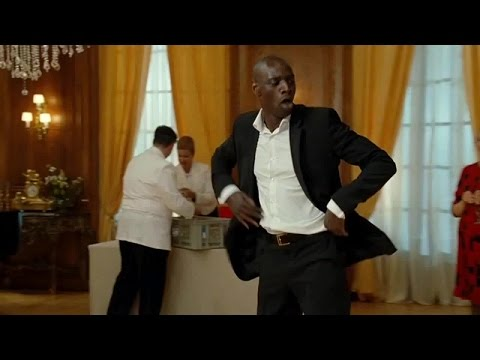 The Intouchables - Driss dances at Philippe's birthday party [1080 HD][EN,FR SUB]