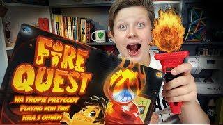 Fire Quest - CHALLENGE !