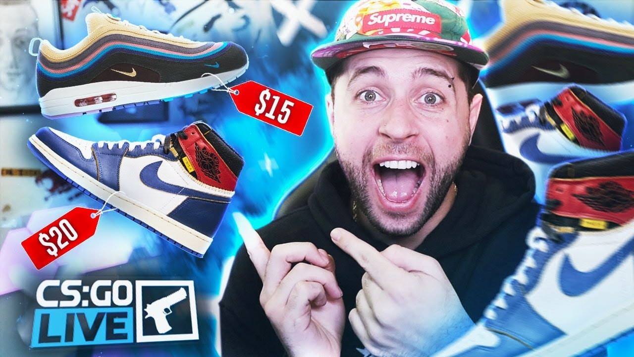 I got $2300 in shoes for $35, heres how