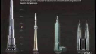 Burj Dubai - World's Tallest Building