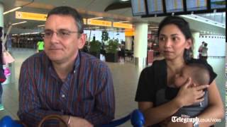 Malaysia Airlines crash: Passengers who missed flight